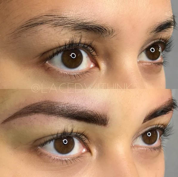 What's the Difference Between Microblading vs Powder Brows?