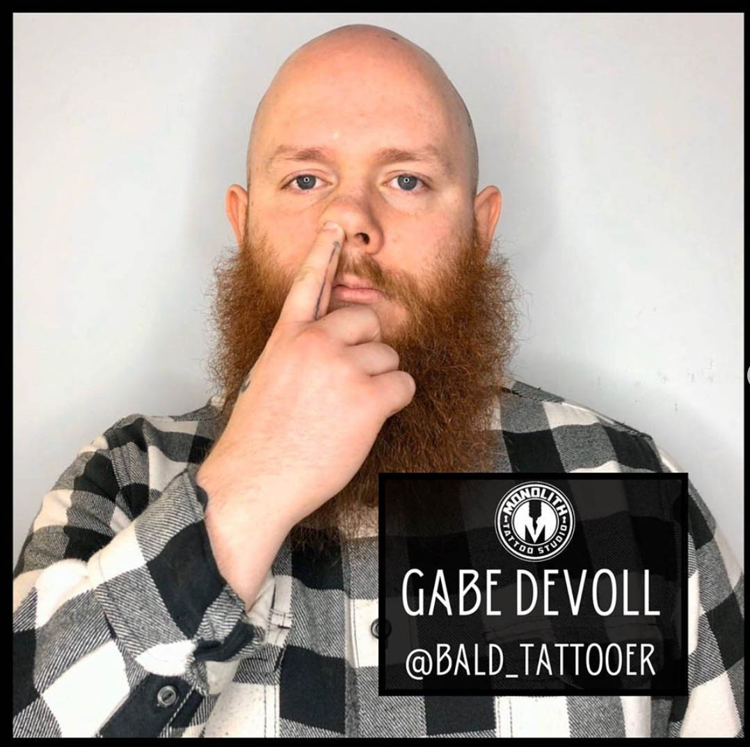 gabe devoll tattooer